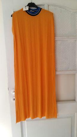 Nowa długa sukienka S