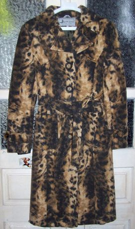 кашемировое пальто р.44 (S)