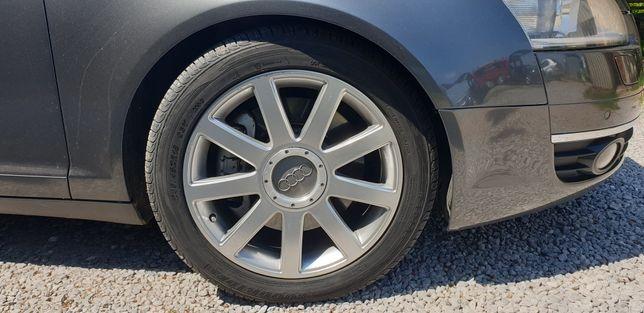 Witam zamienie Felgi Ori Audi S-line z oponami 245/45/18 ET 35