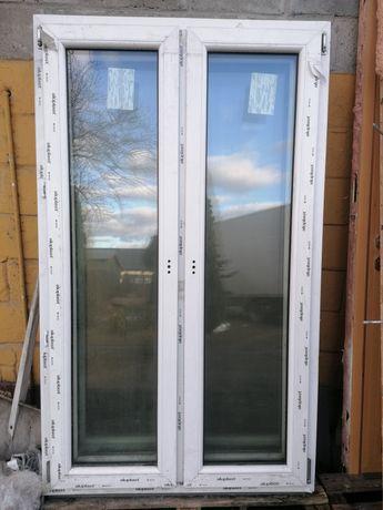 Okno 110 x 185 aluplast nowe nie montowane 110 x 190