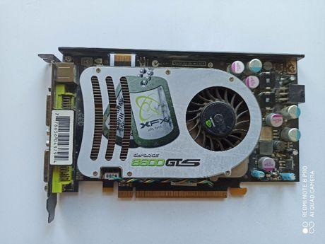 Продав видеокарту XFX GeForce 8600GTS