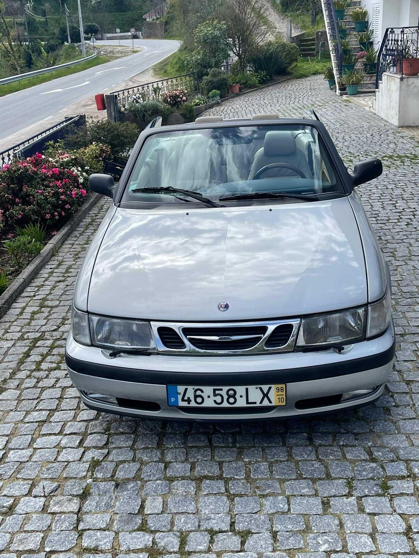Saab 93 turbo cabrio ou descapotável