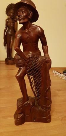 Rzeźba ręcznie wykonana