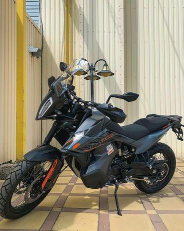 Мотоцикл KTM Adventure 890 2021 black Бесплатная доставка Херсон