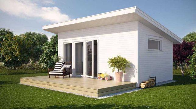 Habitação modular pré-fabricada - T0