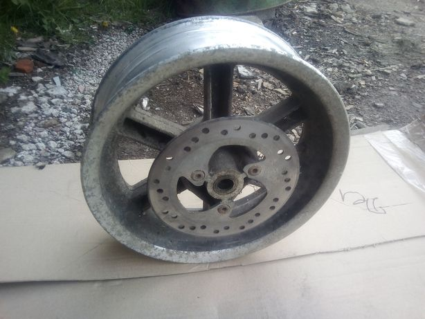 диск передний viper storm 150cc r12x3.50