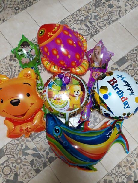 Фольгированные воздушные шары Balloons