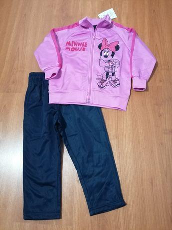 Fato de treino Minnie Disney