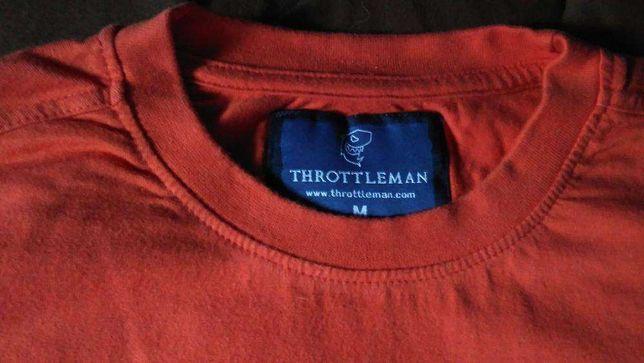 T-shirt throttleman nova!!