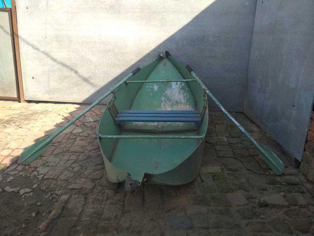 Човен алюмінієвий (складний).
