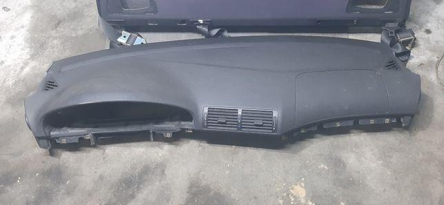 Bmw e39 Deska konsola kokpit + poduszka pasazera