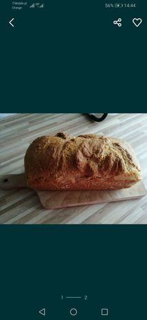 Domowy chleb własnej roboty