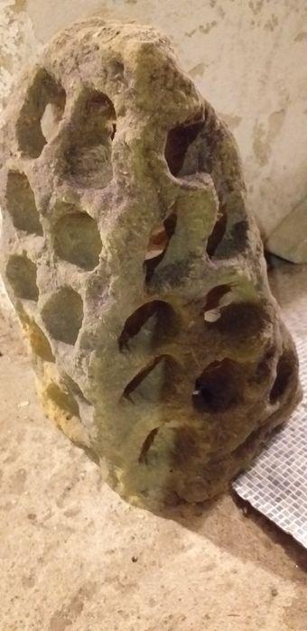 skała grota kamień piaskowiec do akwarium  okolo 50 cm oyszxzaki rybki Ostróda - image 1