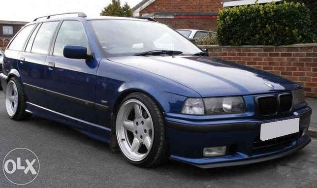 DYSTANSE Poszerzające oś BMW E30 E36 E4 E39 E60 E90 -20,30,40mm+ŚRUBY