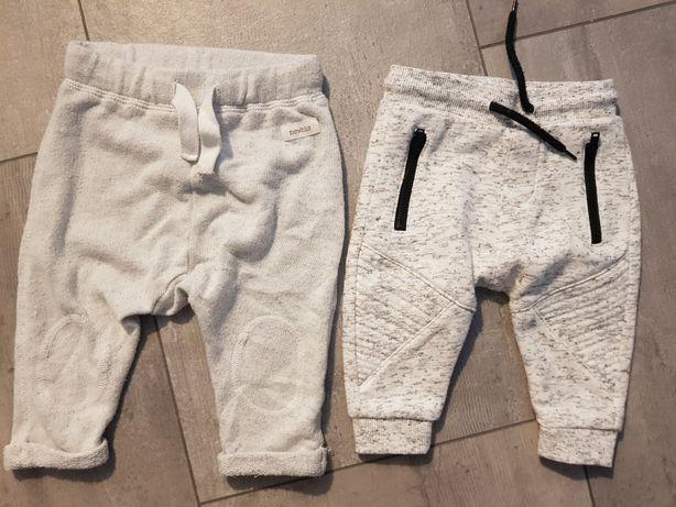 2 pary spodni newbie 68