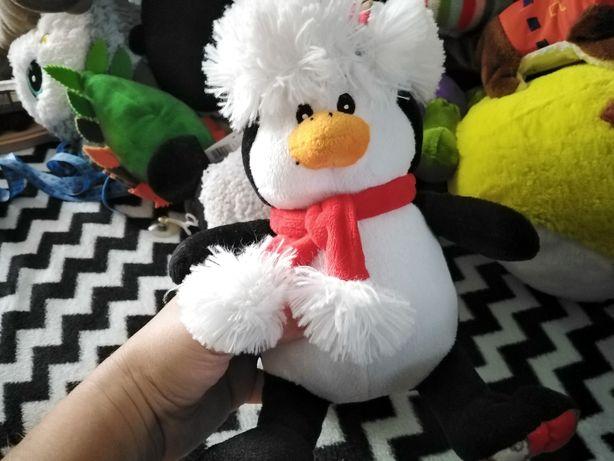 Maskotka pingwin