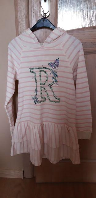 Nowa sukienka dziewczęca firmy H&M