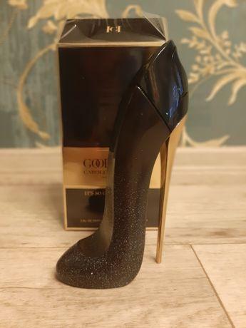 Carolina Herrera Good Girl Supreme,Chanel Coco   Оригинал подарок