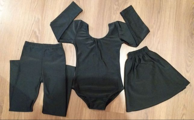 Одяг для занять танцями на дівчинку 3-4 роки