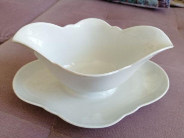 Półmisek miska podstawka porcelana
