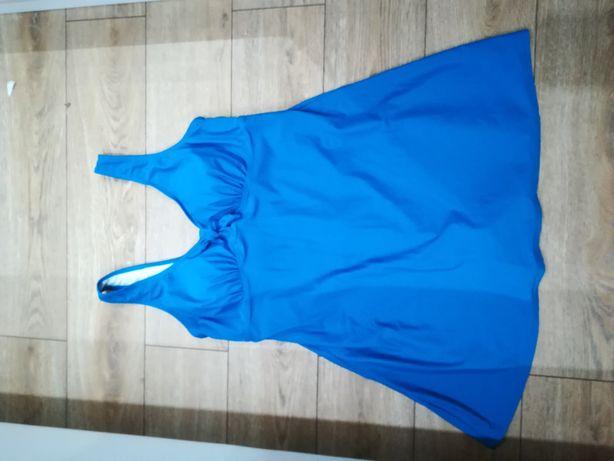 Sukienka kąpielowa 44 ze spodenkami