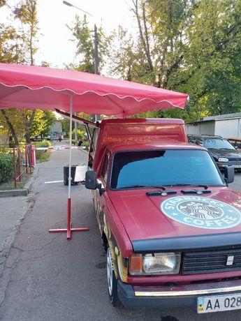 Продам автомобиль кофейню