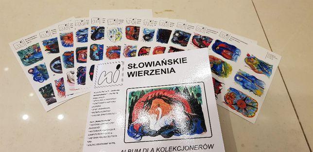 Słowiańskie Wierzenia Album dla Kolekcjonerów IS