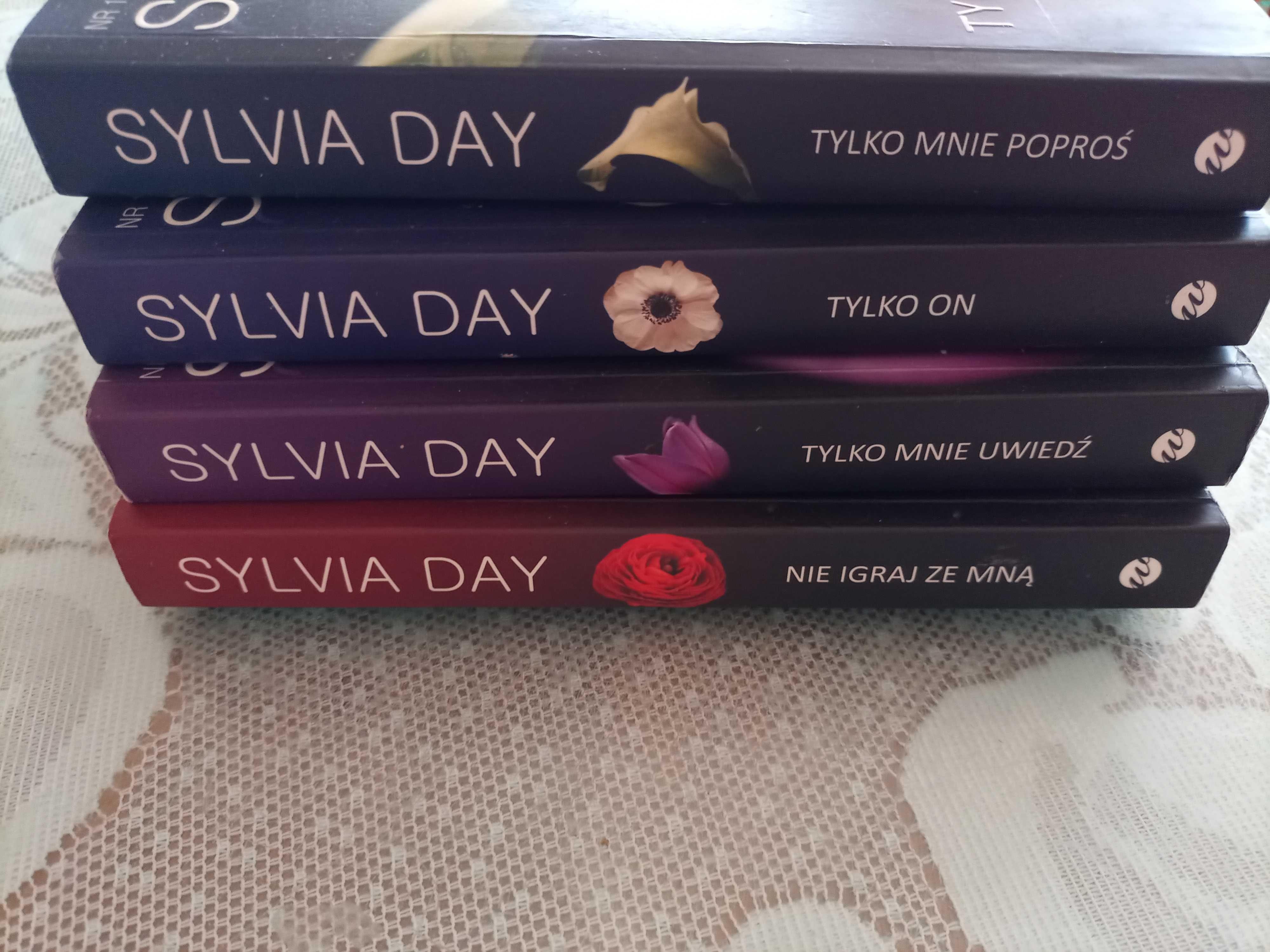 Sylvia Day-4 tomy