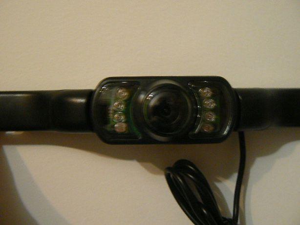 Câmara marcha atrás para GPS/monitor visão nocturna antinevoeiro