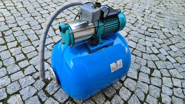 Hydrofor Omnigena 80 l z pompą MH 1300
