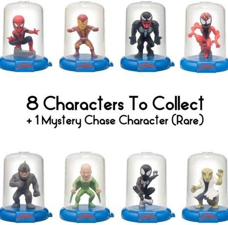 Игровая коллекционная фигурка Domez Marvel Spider-Man Classic S1