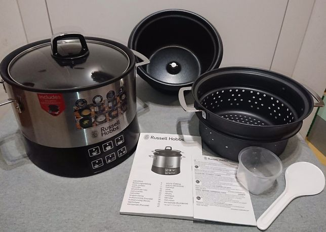 Wolnowar Russell Hobbs All In One CookPot