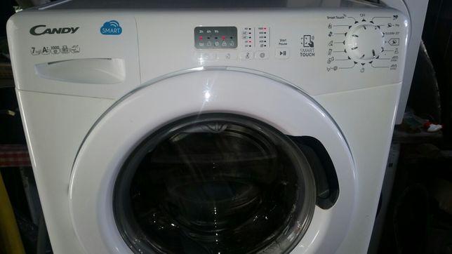 Varias maquinas de lavar roupa