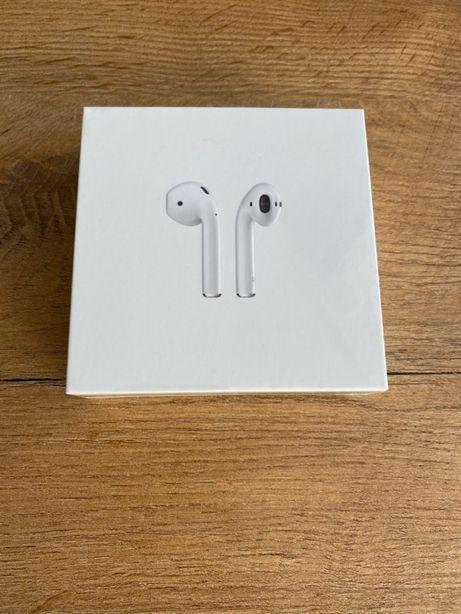Słuchawki Apple AirPods (2nd generation) - nowe - Katowice