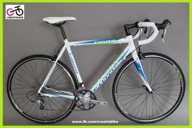 Rower Szosowy CANNONDALE CAAD8 Szosa Szosówka Alu Carbon Tiagra