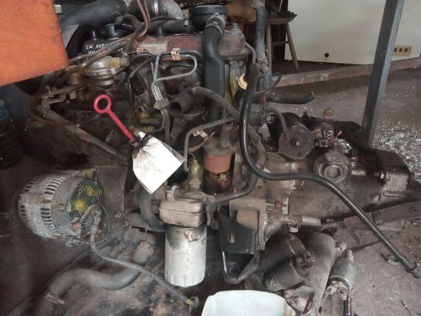 Silnik 1.9 turbodizel volkswagen