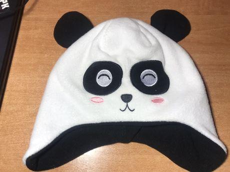 Шапка детская Панда (флисовая), C&A