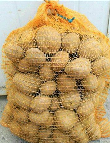 Sprzedam dowiozę ziemniaki, stałe dostawy