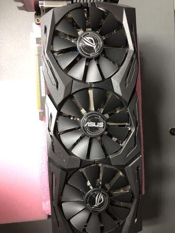 Asus GeForce GTX1080 - 8G - Gaming