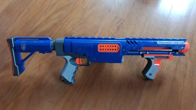 nerf N-strike rider CS - 35