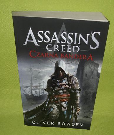 Nowa Assassin's Creed Czarna Bandera Oliver Bowden