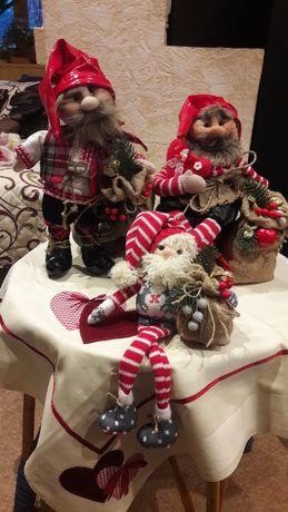 Новогодни куклы Гномы