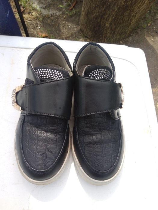 Туфли, слипоны Молочанск - изображение 1