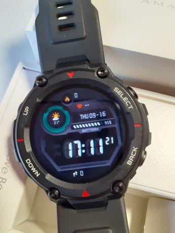 Nowy! Amazfit T-Rex smart zegarek wodoodporny PL