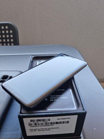 Samsung S9 c/novo (capa slicone, pelicula de gel)