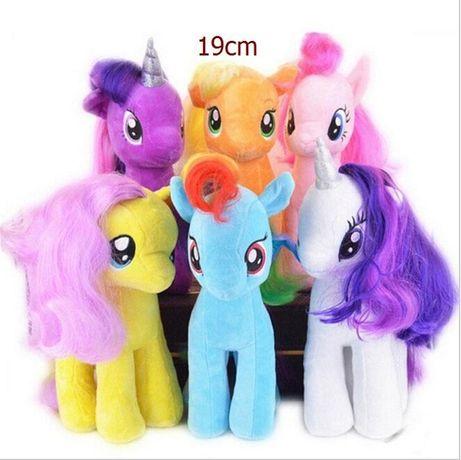 Мягкая игрушка Мой маленький Пони в ассортименте 18 см - подарок