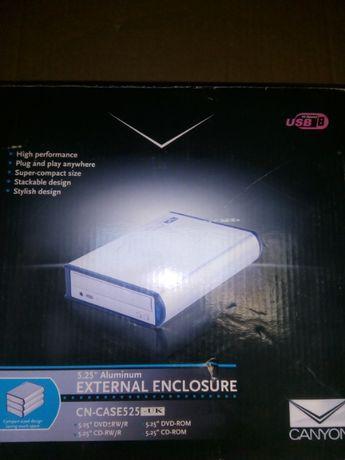 Caixa externa