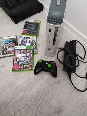 Xbox 360- 60GB dobry stan