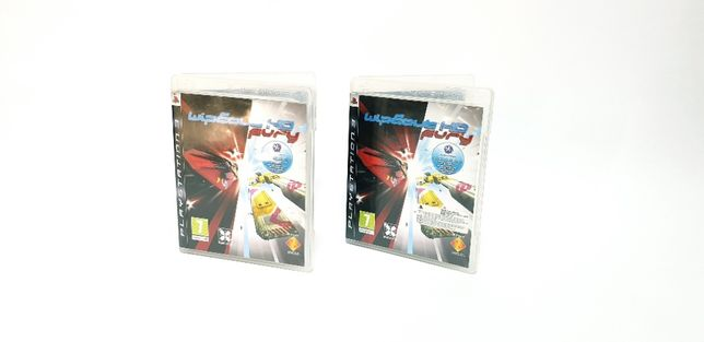 Gra PS3 Wipeout HD