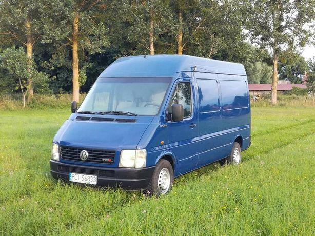 Sprzedam vwagena lt35 bus furgon rok. prod. 2002